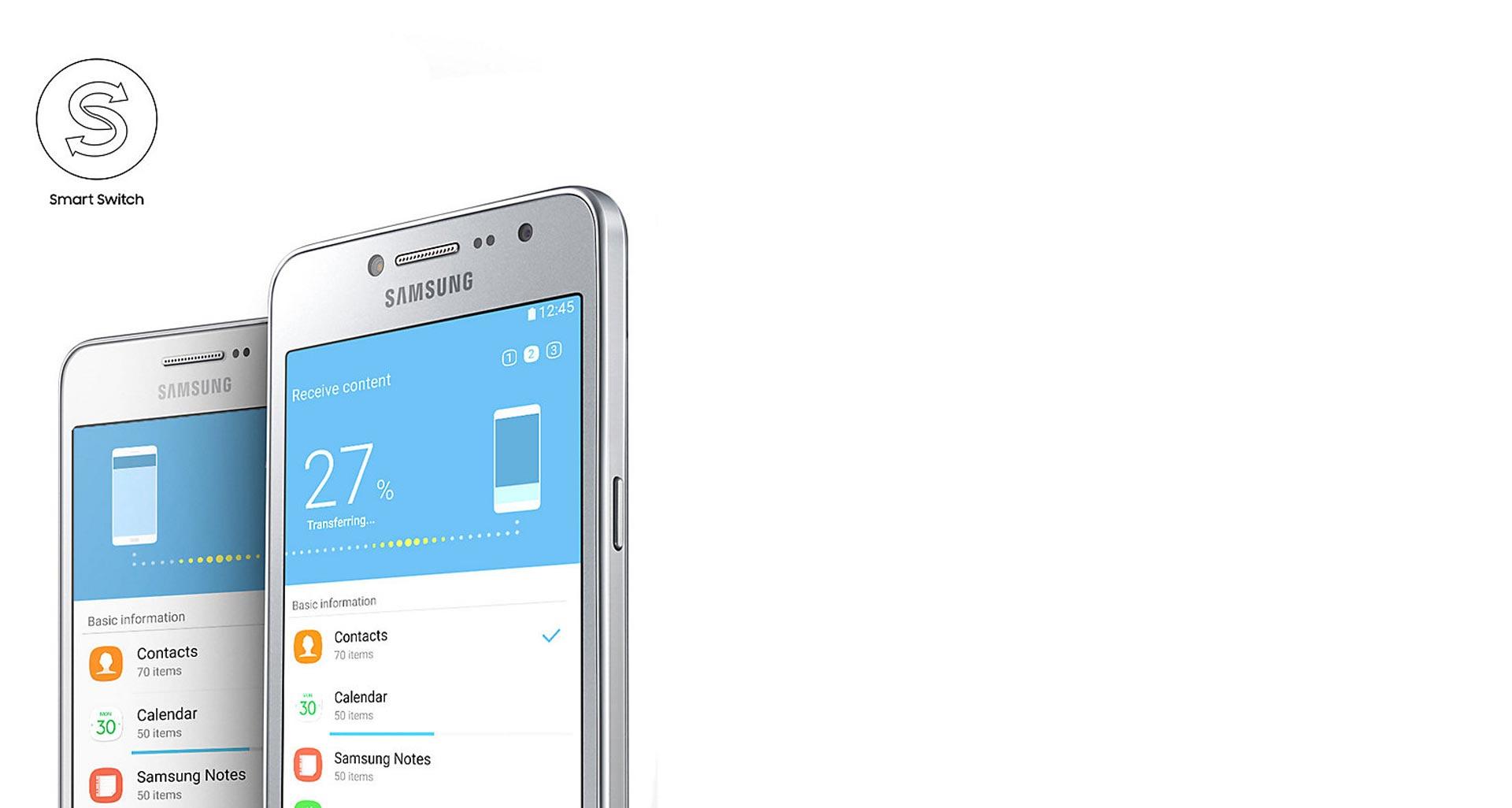 انتقال راحت تر اطلاعات با گوشی G532FD