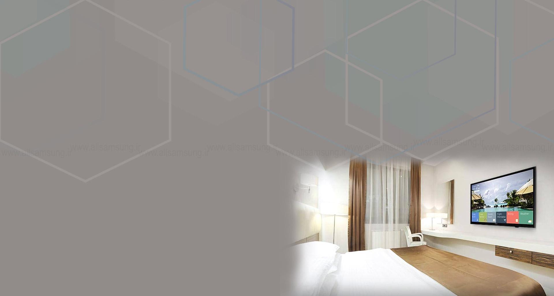 ارائه سرویس های محتوایی براساس IP برای مهمانان از طریق نمایشگرهای هتلی HE590