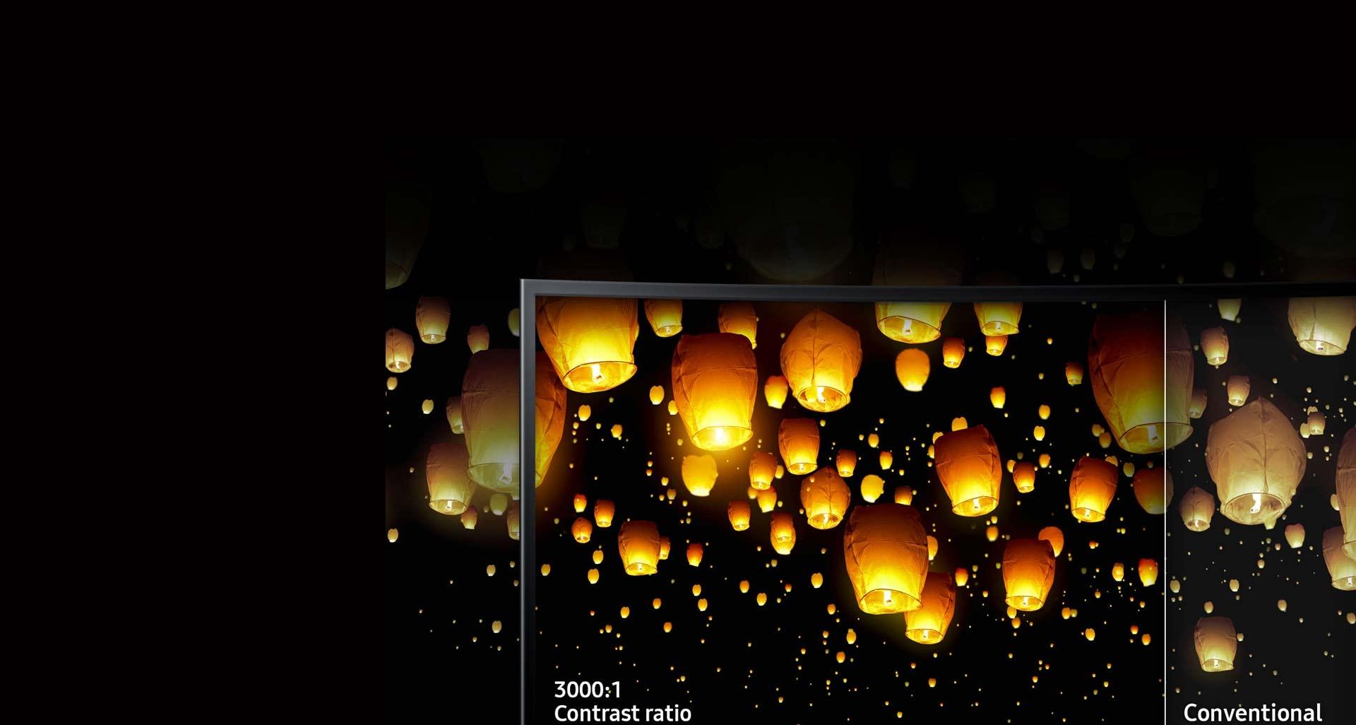 کیفیت تصویر برتر با تکنولوژی صفحه نمایش پیشرفته سامسونگ F390