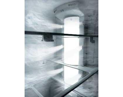 یخچال فریزر ساید بای ساید سامسونگ 27 فوت جی 26 نقره ای