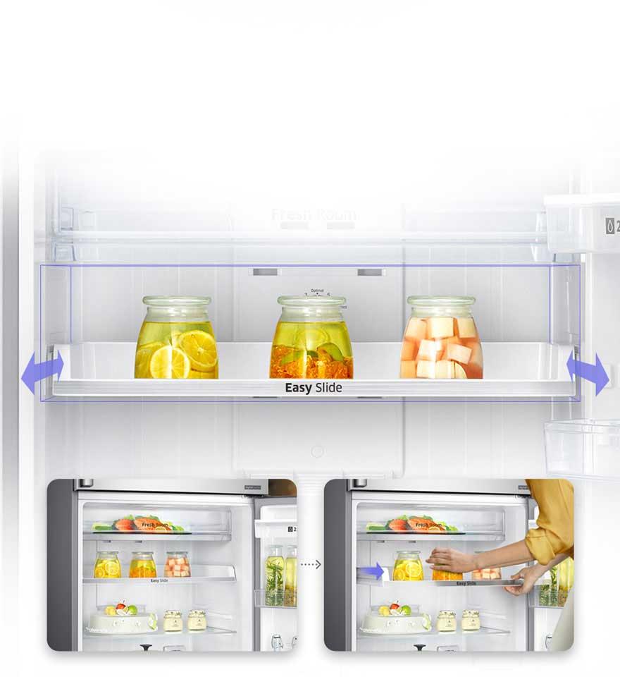 دسترسی آسان به مواد غذایی