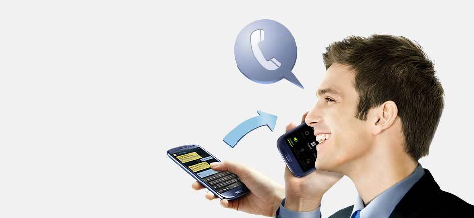 سامسونگ گلکسی اس 3 - Direct Call