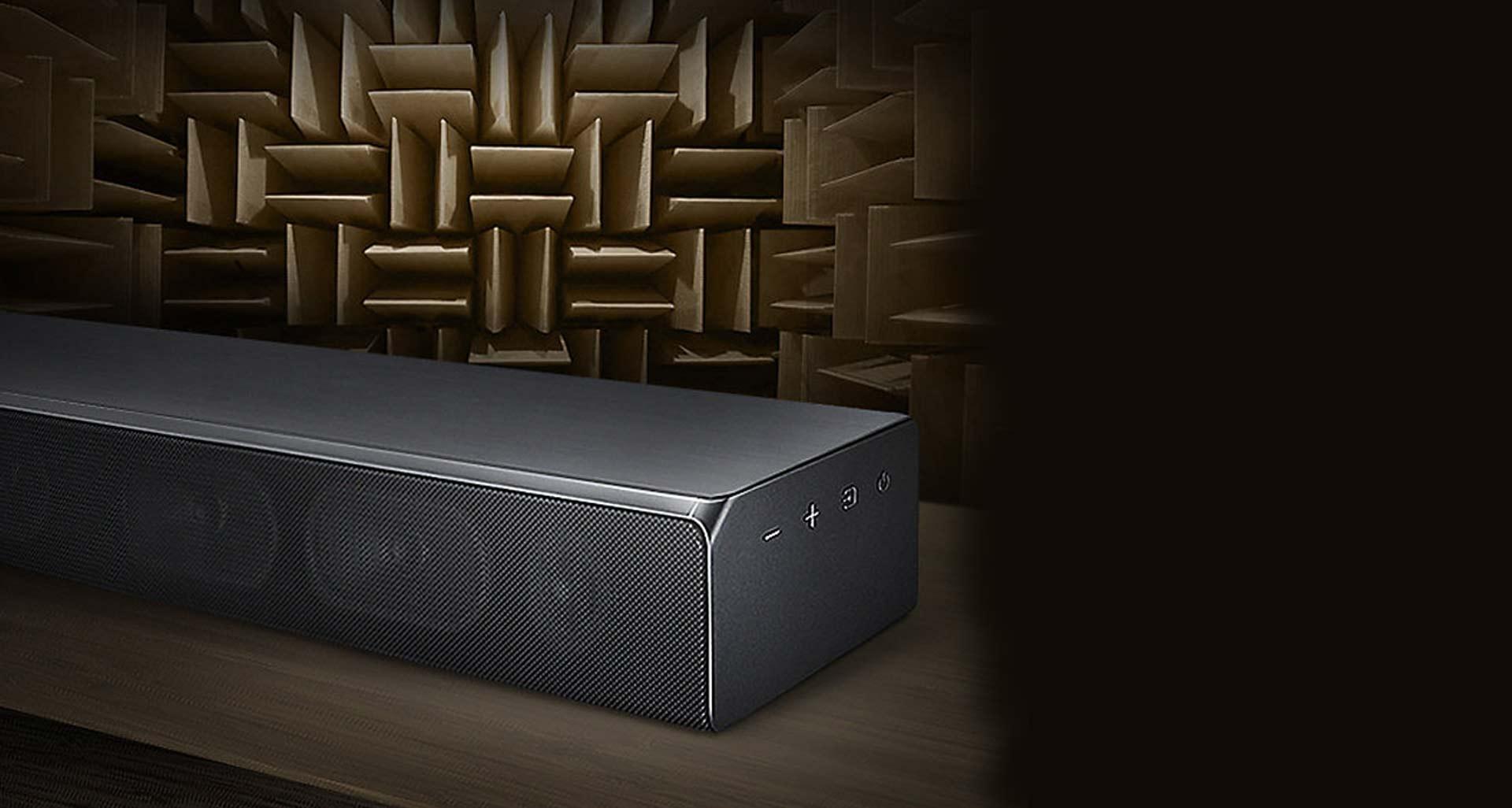 فناوری صوتی بی نظیر ساندبار MS650