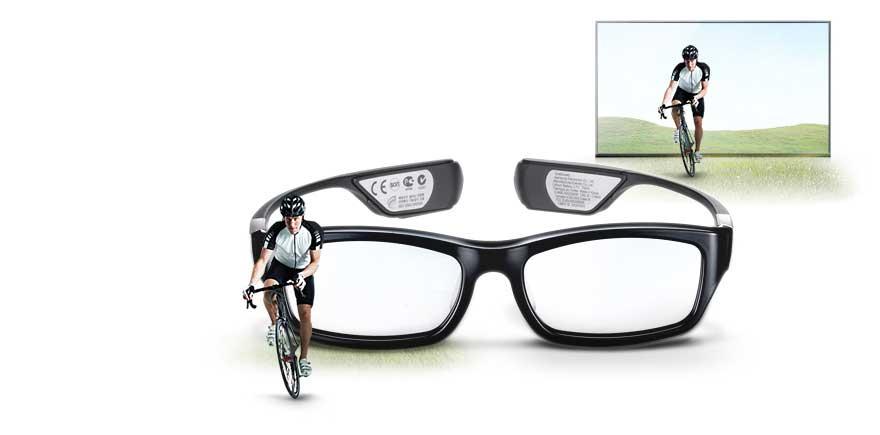 عینک سه بعدی سامسونگ SSG-3300GR
