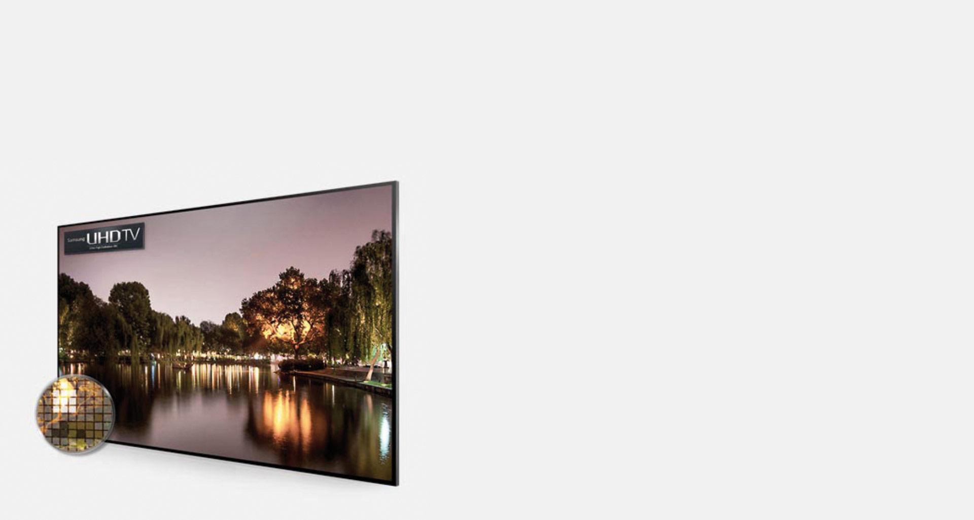 تلویزیون سامسونگ با تکنولوژی تصویر فوق العاده