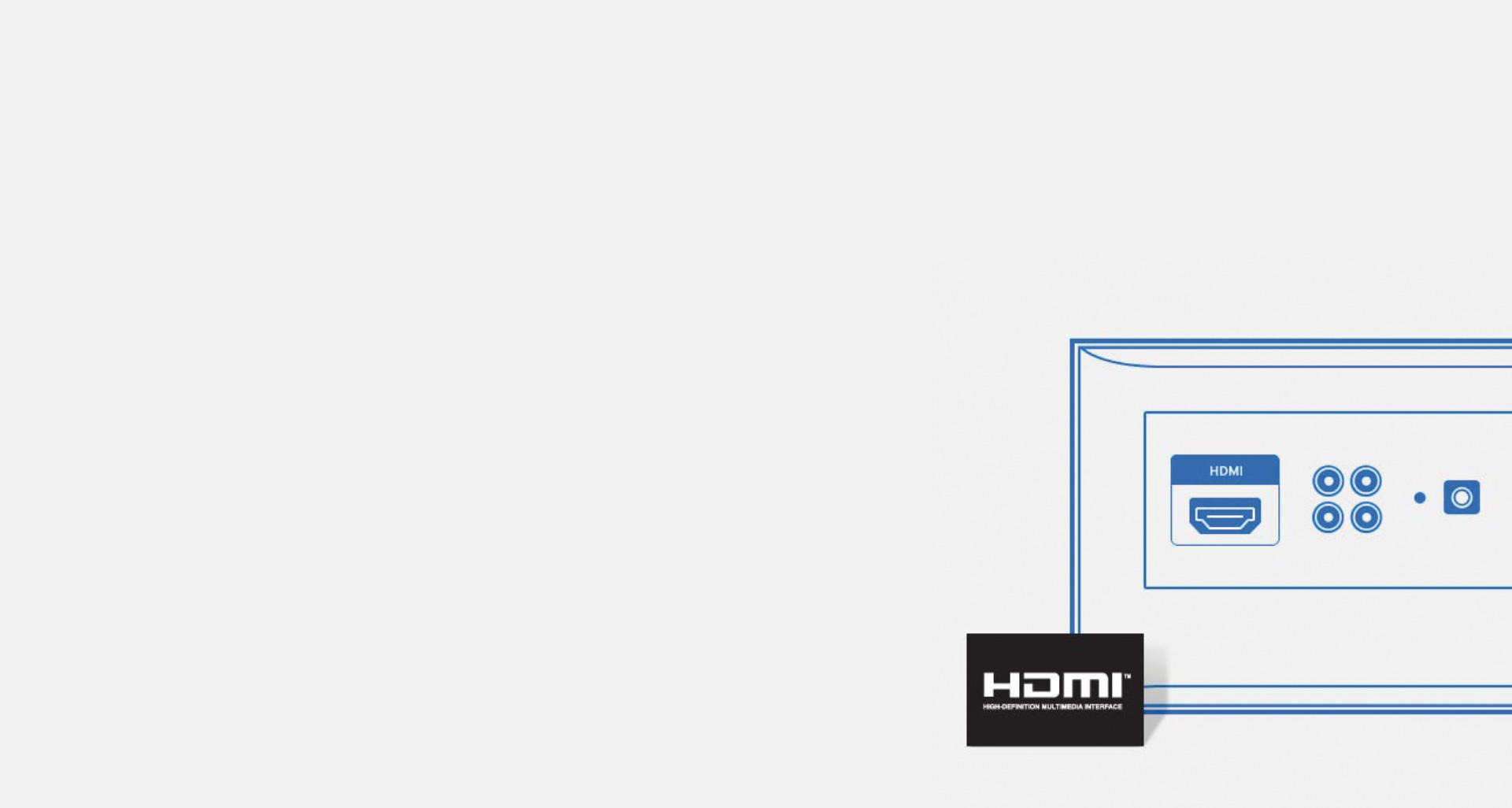 تلویزیون سری J سامسونگ با ورودی HDMI