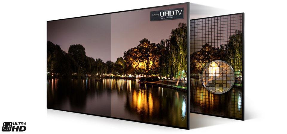 تلویزیون ال ای دی 48 اینچ سری 9 نانو کریستال اسمارت سامسونگ