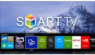 تلویزیون ال ای دی سامسونگ 55 اینچ سری 7 نانو کریستال اسمارت