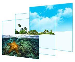 تلویزیون ال ای دی  سامسونگ 50 اینچ سری 7 نانو کریستال اسمارت