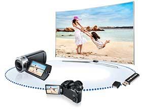 تلویزیون ال ای دی  سامسونگ 60 اینچ سری 7 نانو کریستال اسمارت
