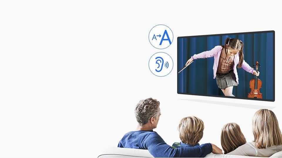 تلویزیون ال ای دی سامسونگ 49 اینچ سری 5 اسمارت K5950