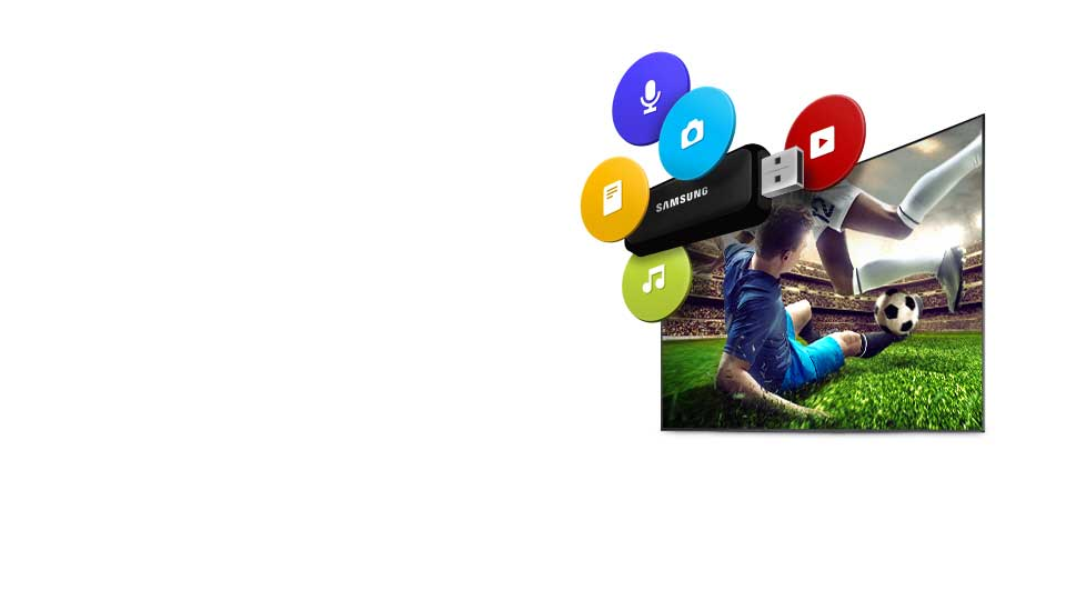 تلویزیون ال ای دی سامسونگ 55 اینچ سری 6 اسمارت K6960