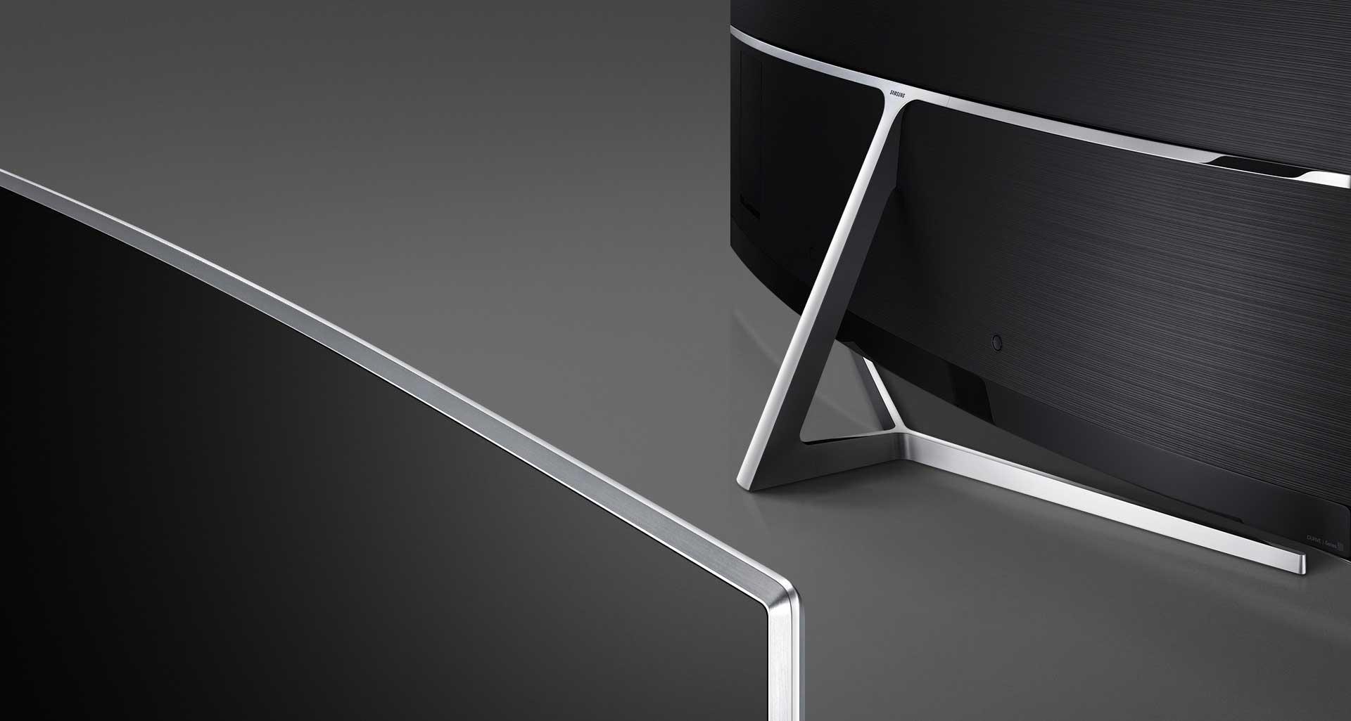 تلویزیون ال ای دی منحنی سامسونگ 55 اینچ سری 9 اسمارت KS9995