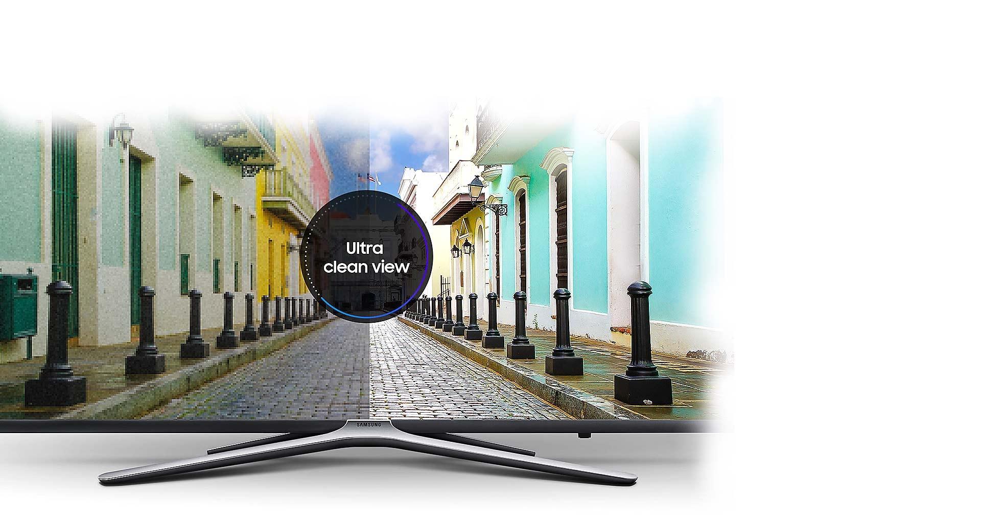 تلویزیون فول اچ دی N6900 سامسونگ با وضوح تصویر خارق العاده