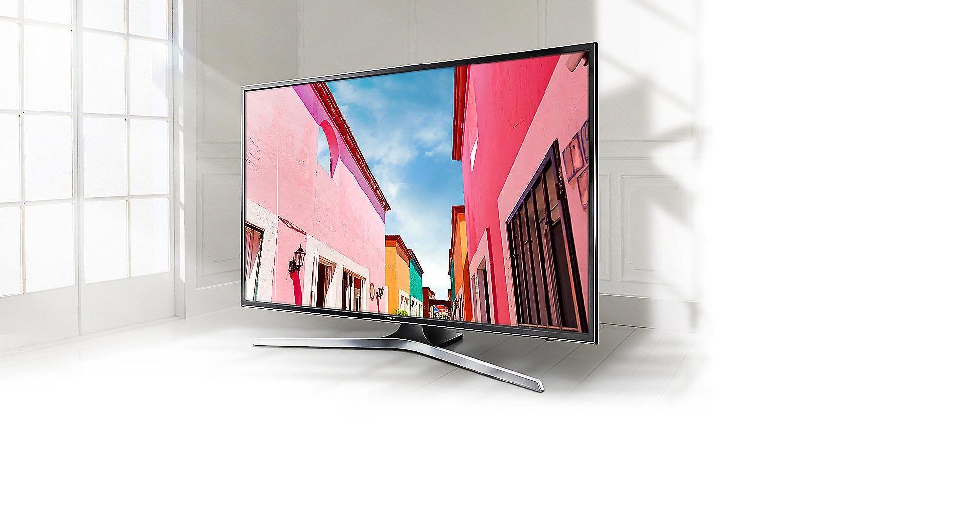 تلویزیون هوشمند سری 7 سامسونگ با کیفیت 4K UHD واقعی