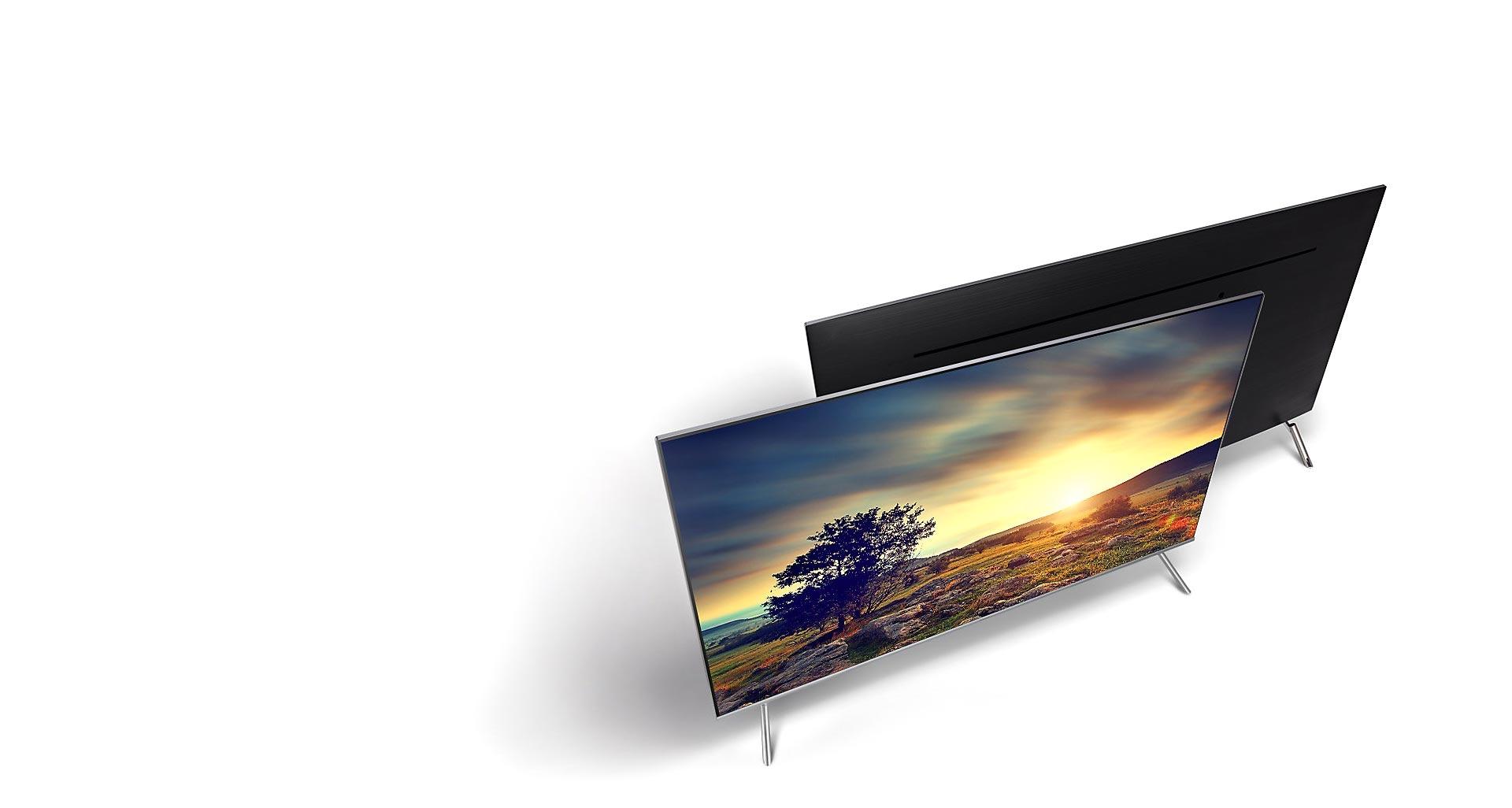 تلویزیون سامسونگ سری 8 با طراحی 360 درجه