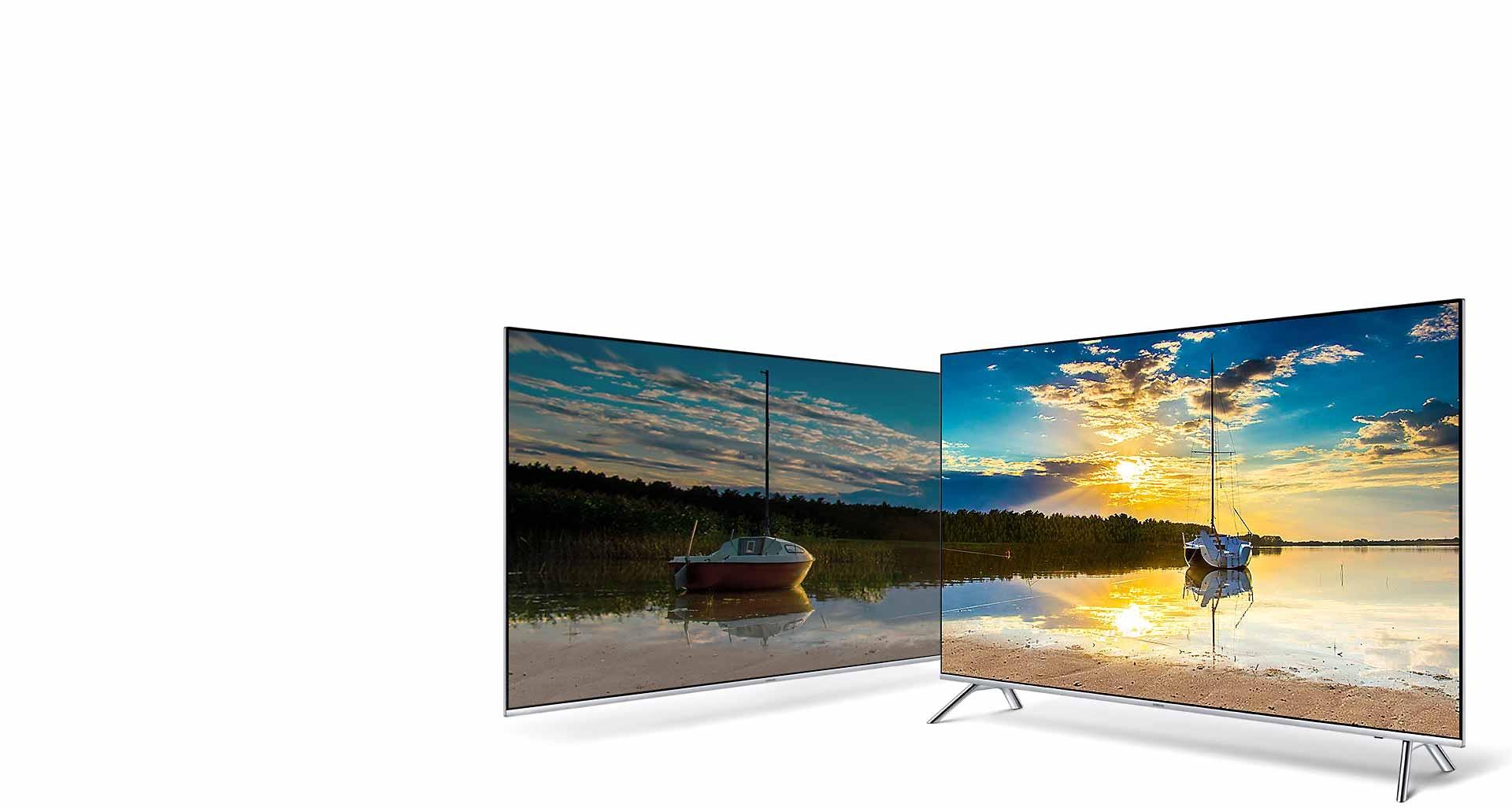 تلویزیون 65 اینچی سامسونگ مدل NU8900 با شفافیت استثنایی