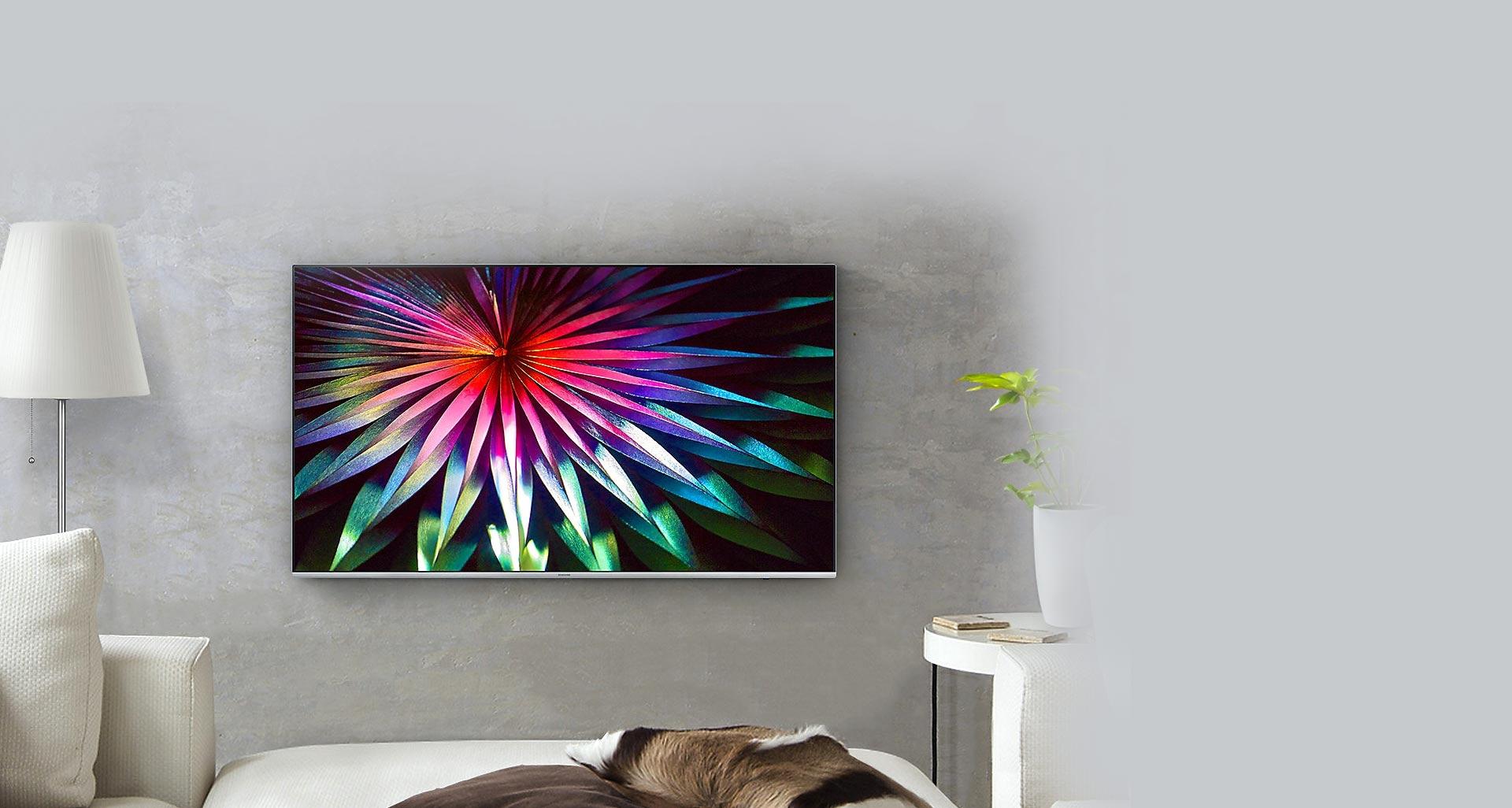 نوآوری برجسته در جزییات با تلویزیون 8900