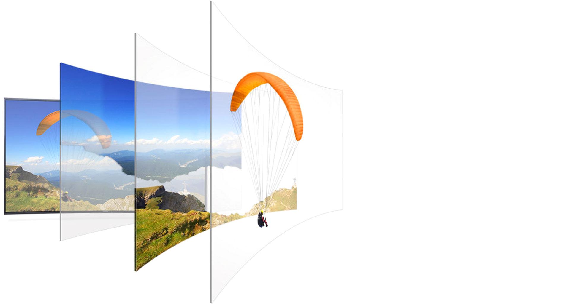 تلویزیون مدل 55nu7950