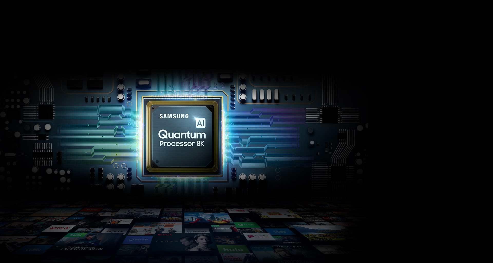 تلویزیون QLED 8K، تعریفی دیگر از هوشمندی