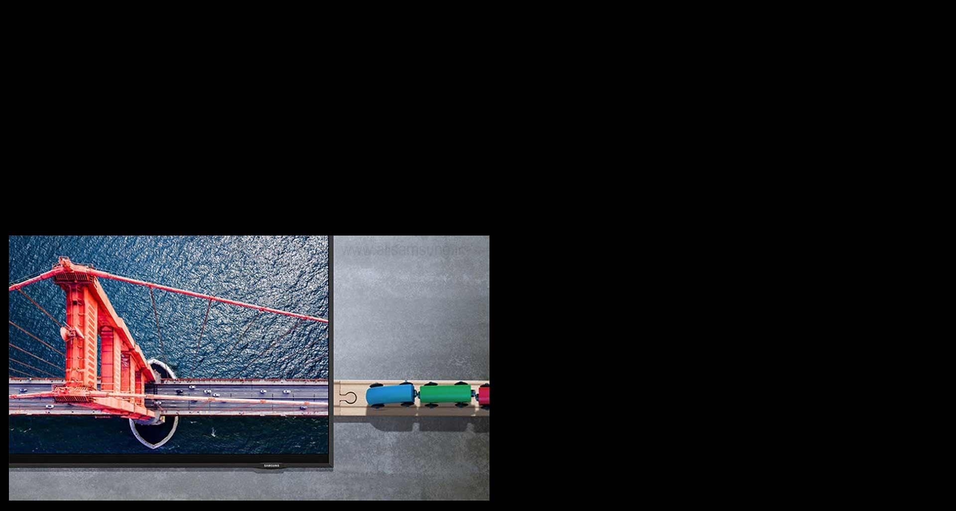 تبدیل محتوای مورد نظرتان به کیفیت 8K با تلویزیون Q900R
