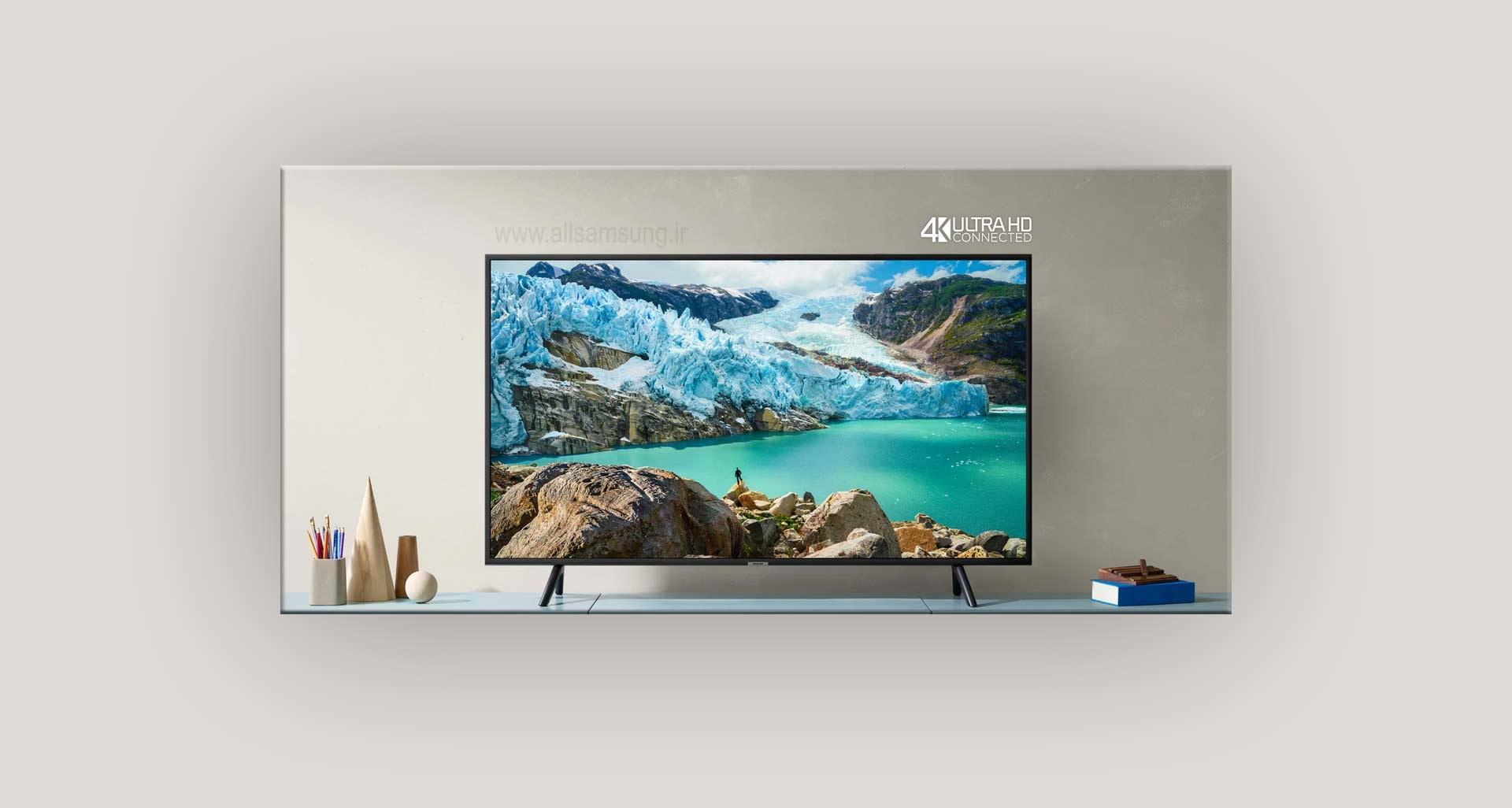 کشف کیفیت بی نظیر تصویر با تلویزیون RU7100