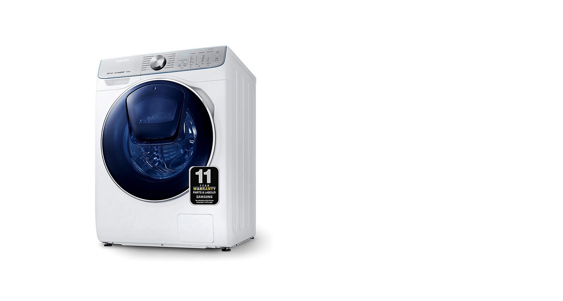 ماشین لباسشویی کوئیک درایو با عملکرد مطمئن و طولانی مدت