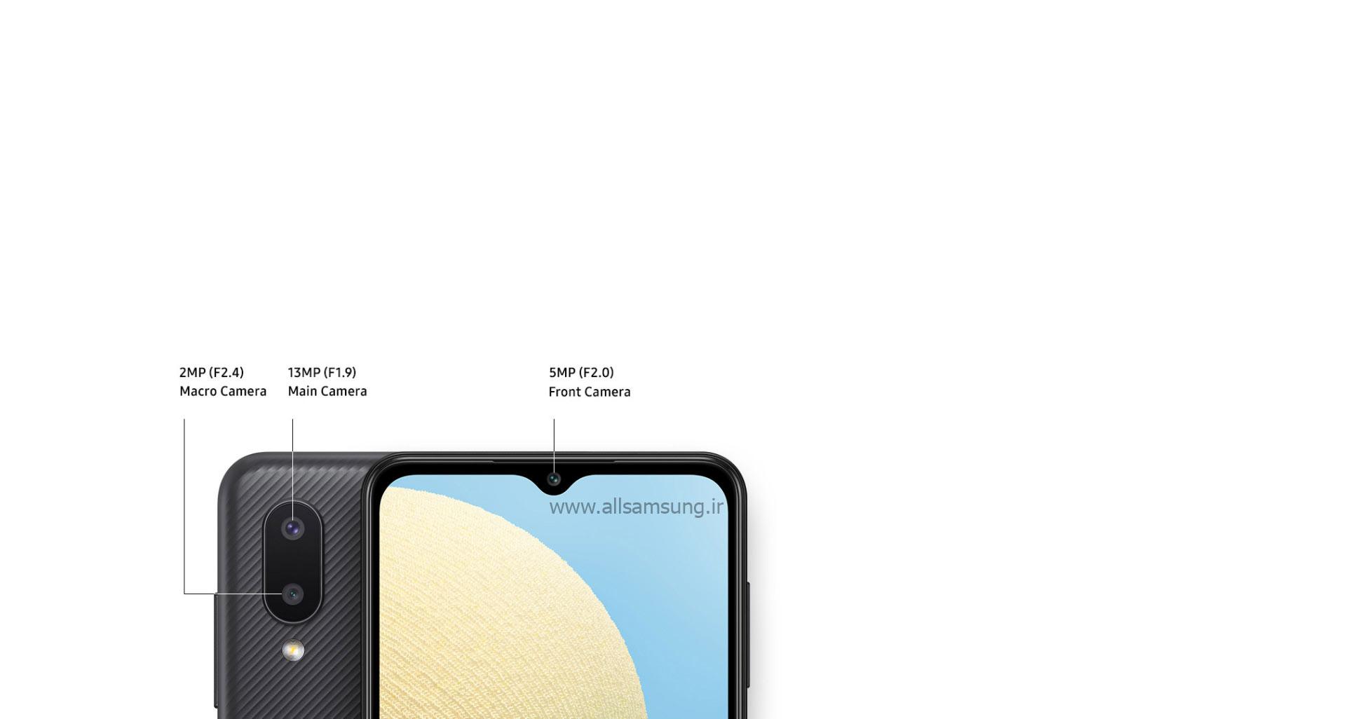 قیمت گوشی a02 2021