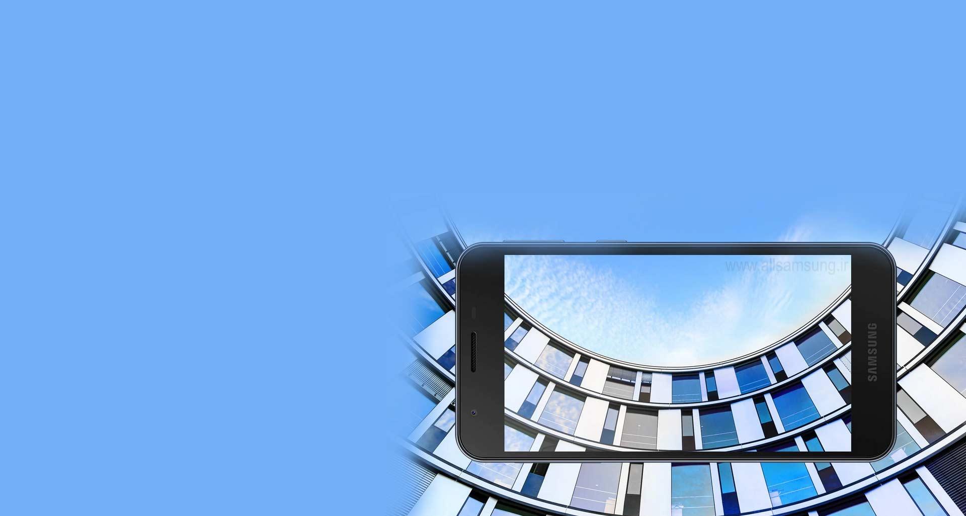 با گوشی A2 Core از صفحه نمایشی بزرگ لذت ببرید