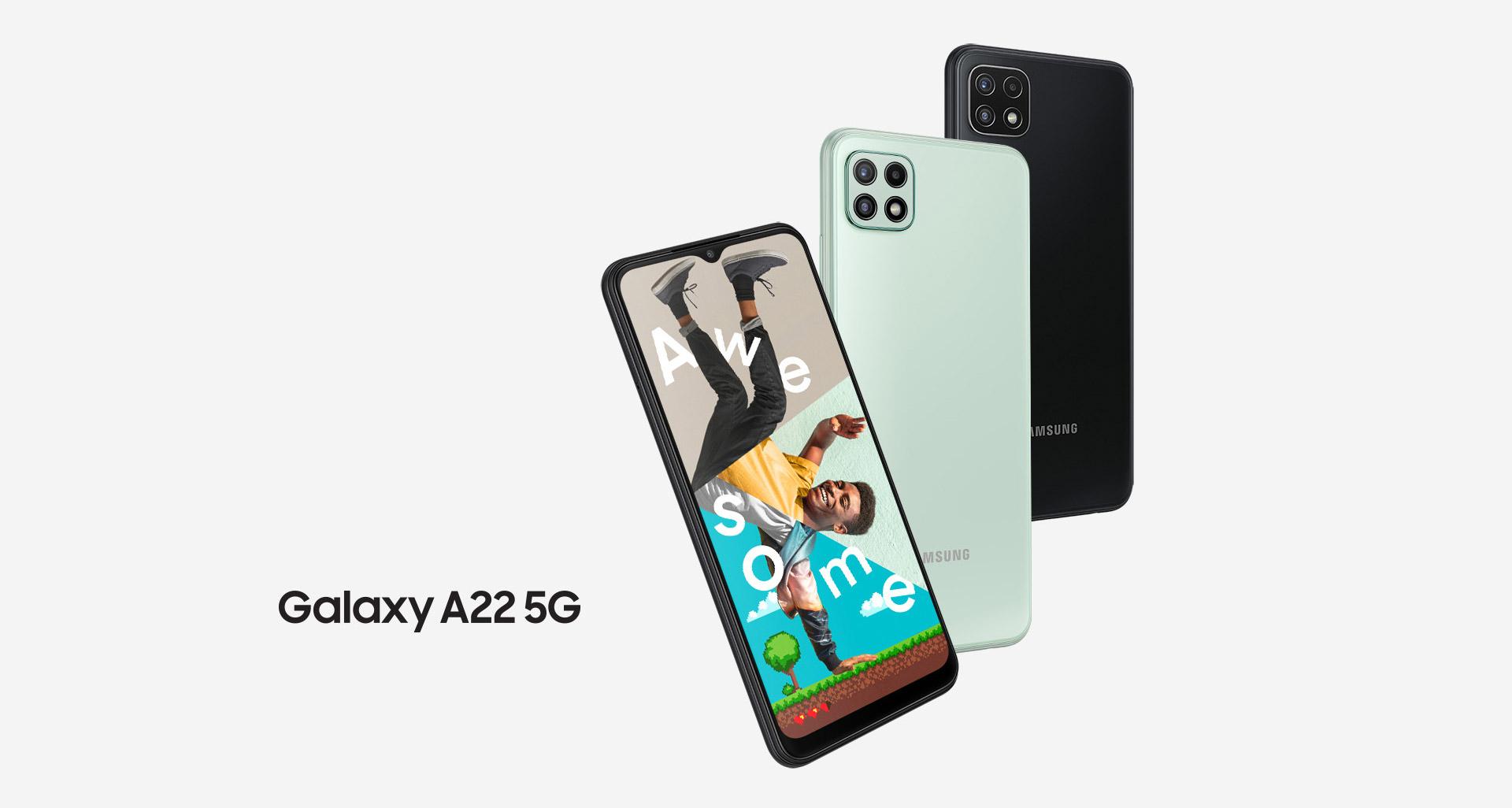 گوشی a22 5G