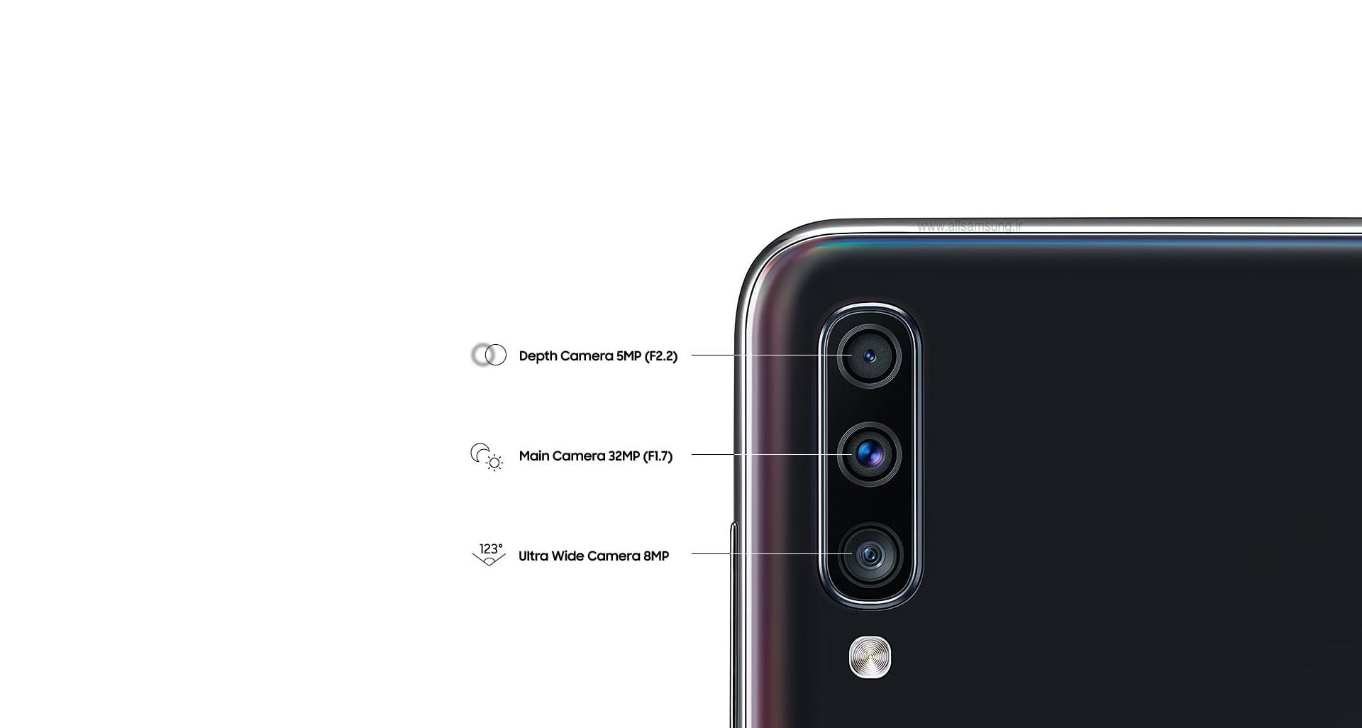 سه تکنیک برای عکاسی و به اشتراک گذاشتن بیشتر عکس ها توسط گوشی A70