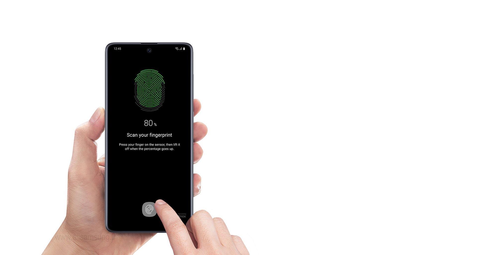 بررسی تخصصی گوشی A71