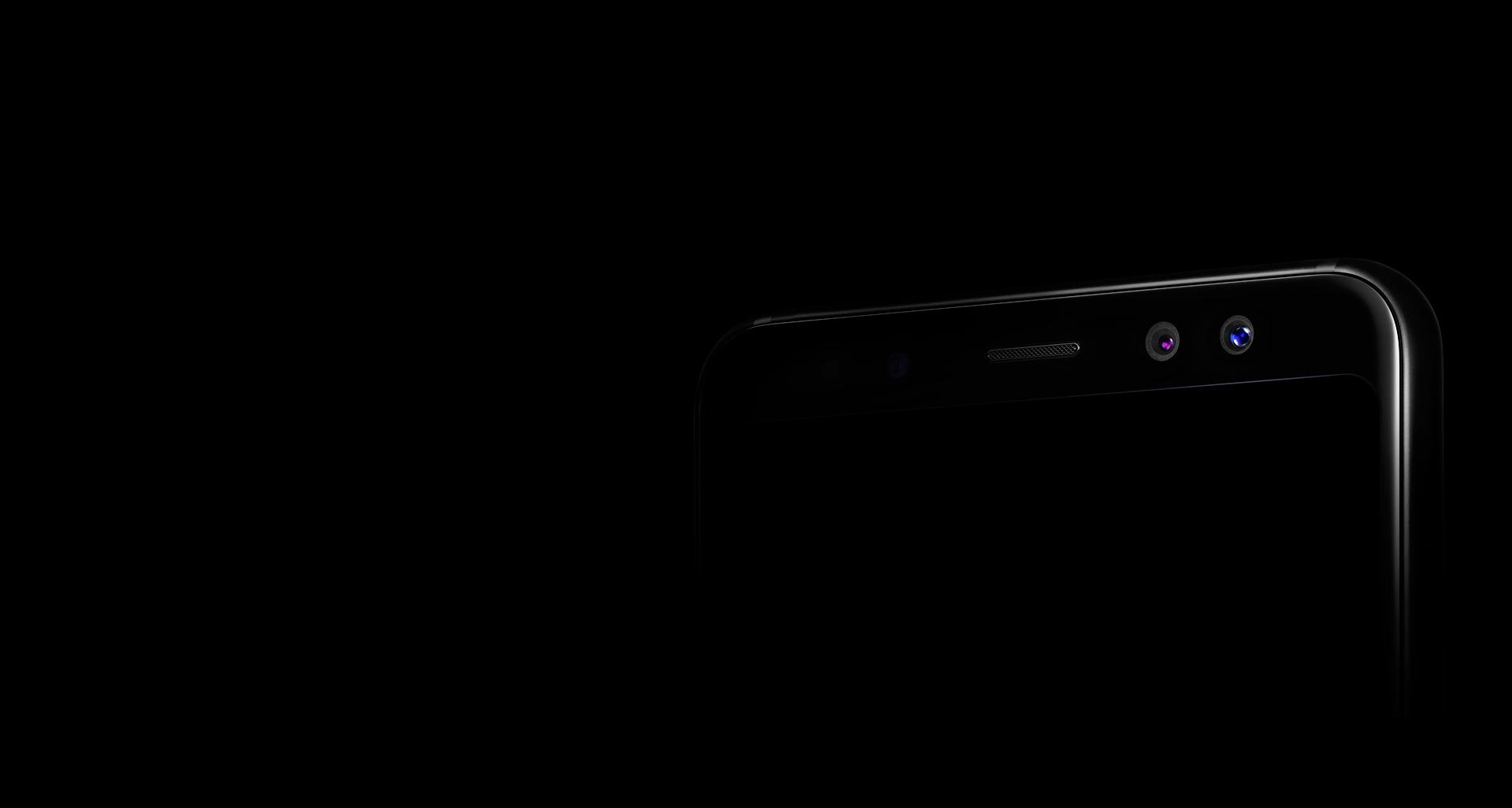 سامسونگ گلکسی ای 8 پلاس با دوربین دوگانه