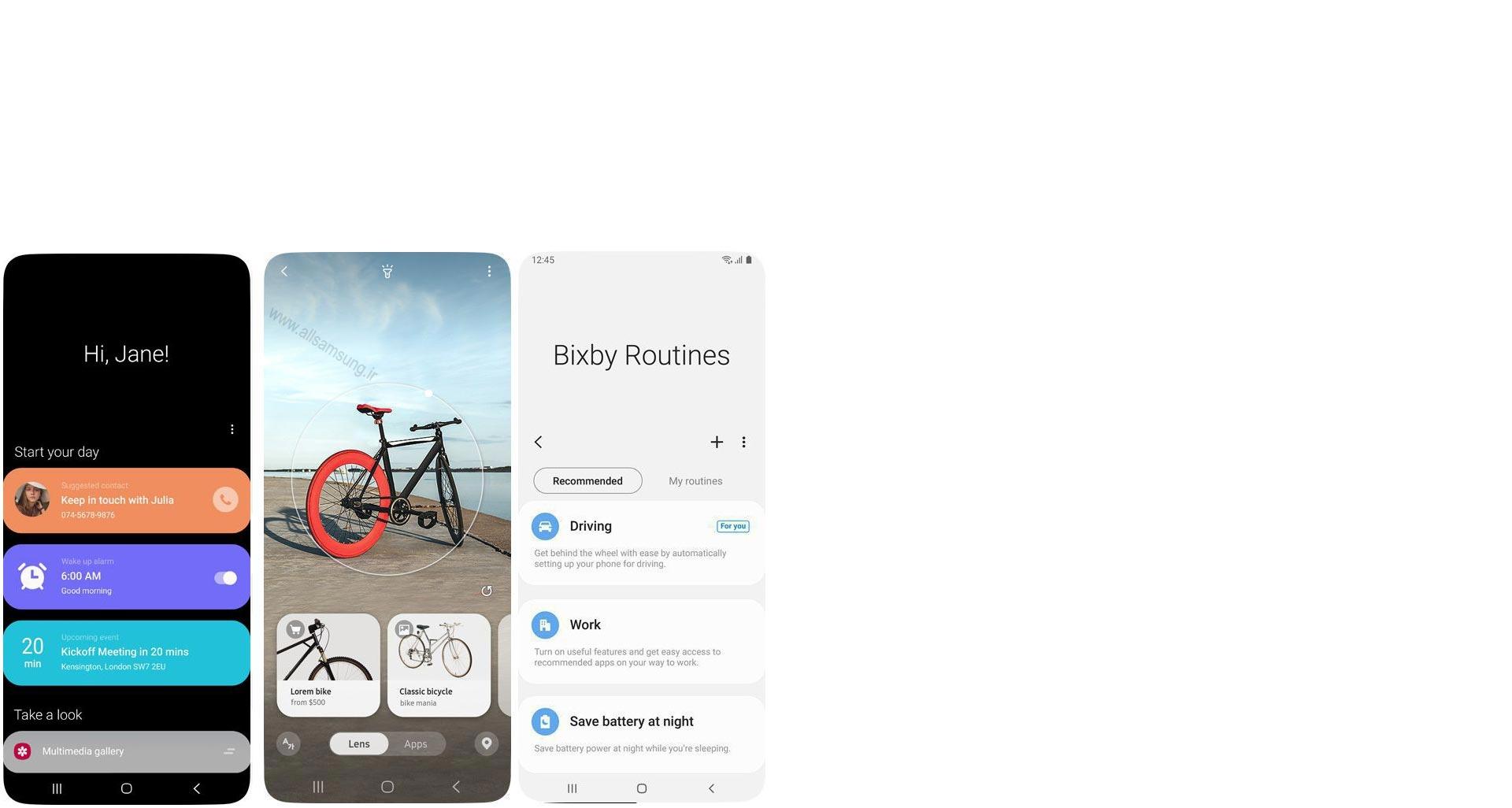 راحتی بیشتر در انجام کارها با بیکسبی گوشی A80