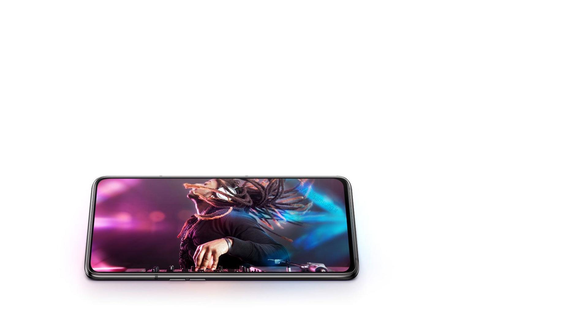 اشتراک گذاری، پخش و اجرای سریع تر با گوشی مدل A805
