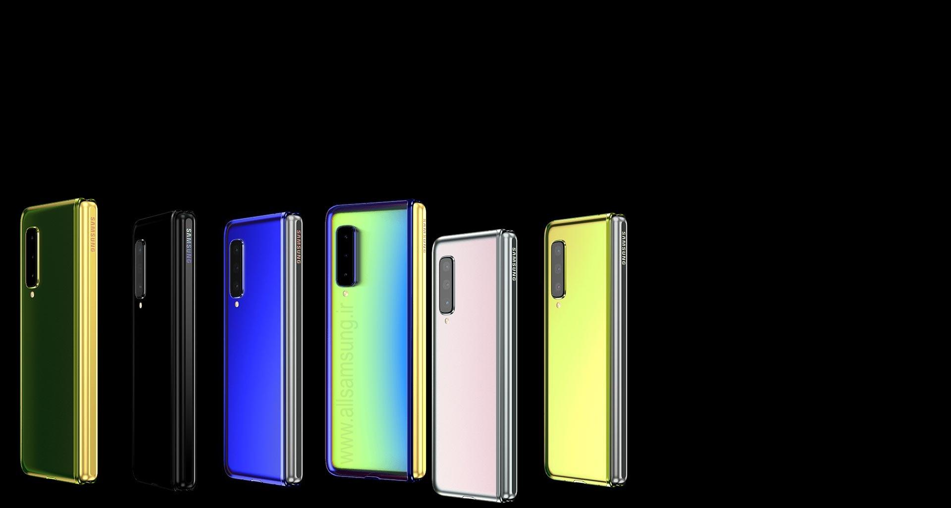 گوشی تاشوی گلکسی فولد با رنگ هایی بروز و متناسب با سلیقه شماگوشی تاشوی گلکسی فولد با رنگ هایی بروز و متناسب با سلیقه شما