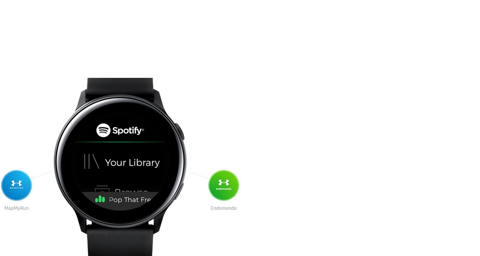 دنیایی از هیجان با ساعت هوشمند گلکسی واچ اکتیو