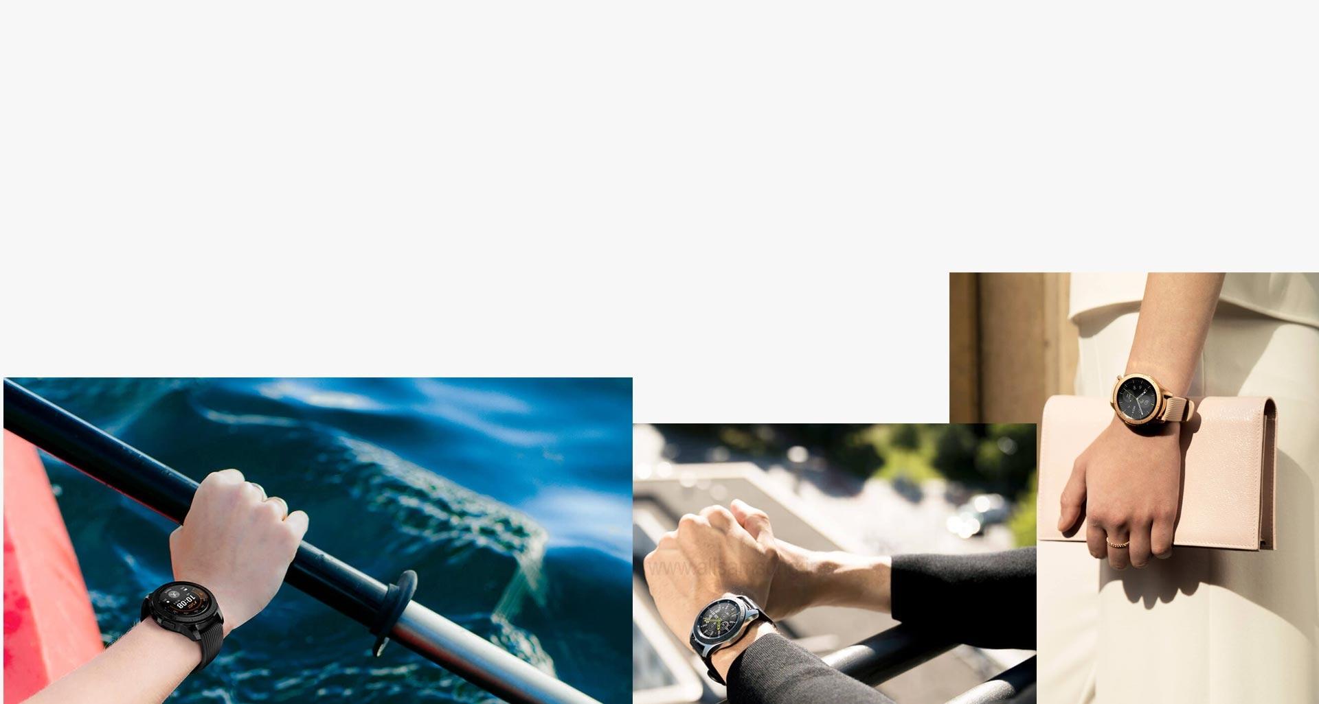 گلکسی واچ، ساعتی سازگار با سبک زندگی و استایل خاص شما