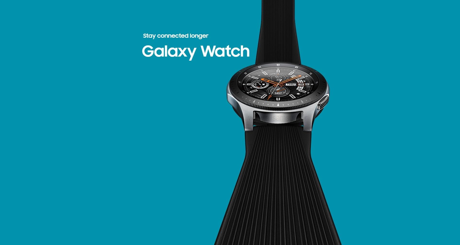 سامسونگ گلکسی واچ ساعت هوشمند