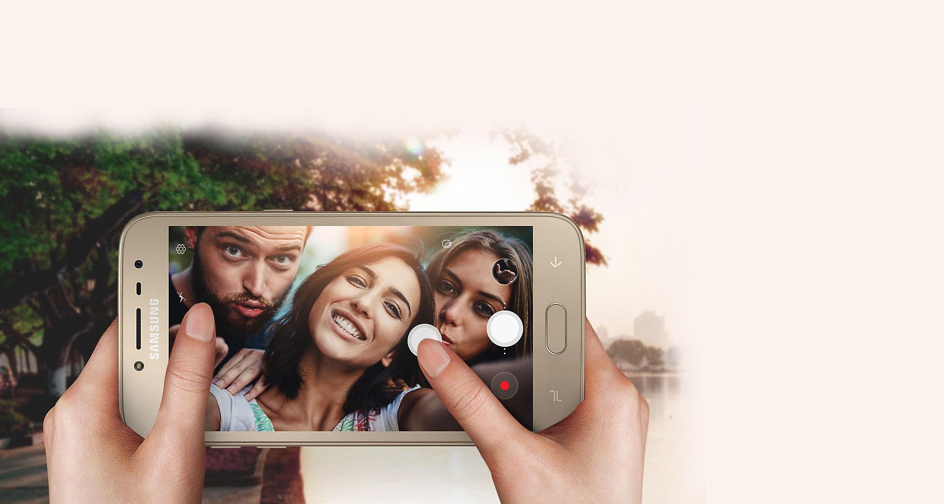 ثبت تصاویر به آسان ترین روش با گوشی گلکسی گرند پرایم 2018