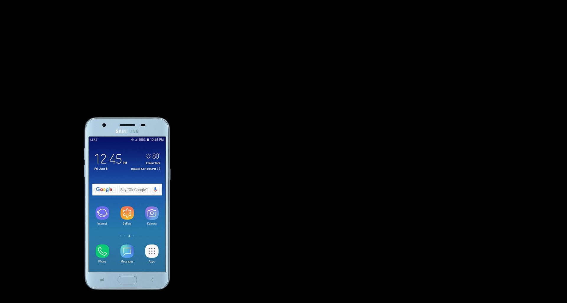 دسترسی آسان و سریع با گوشی گلکسی جی 3