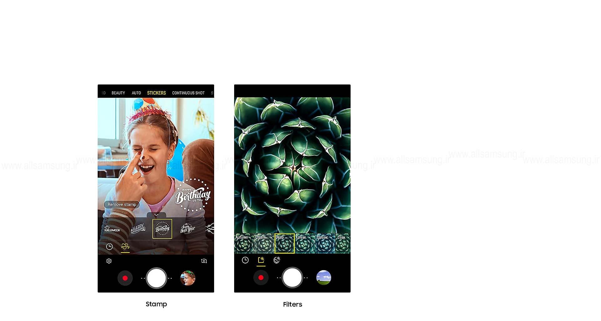 سامسونگ گلکسی j4 با قابلیت ثبت تصاویری جذاب و خلاقانه