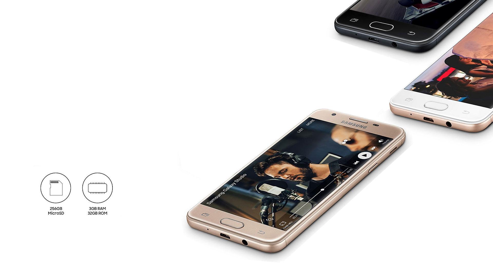 عملکردی سریع و آسان با گوشی G5700 سامسونگ