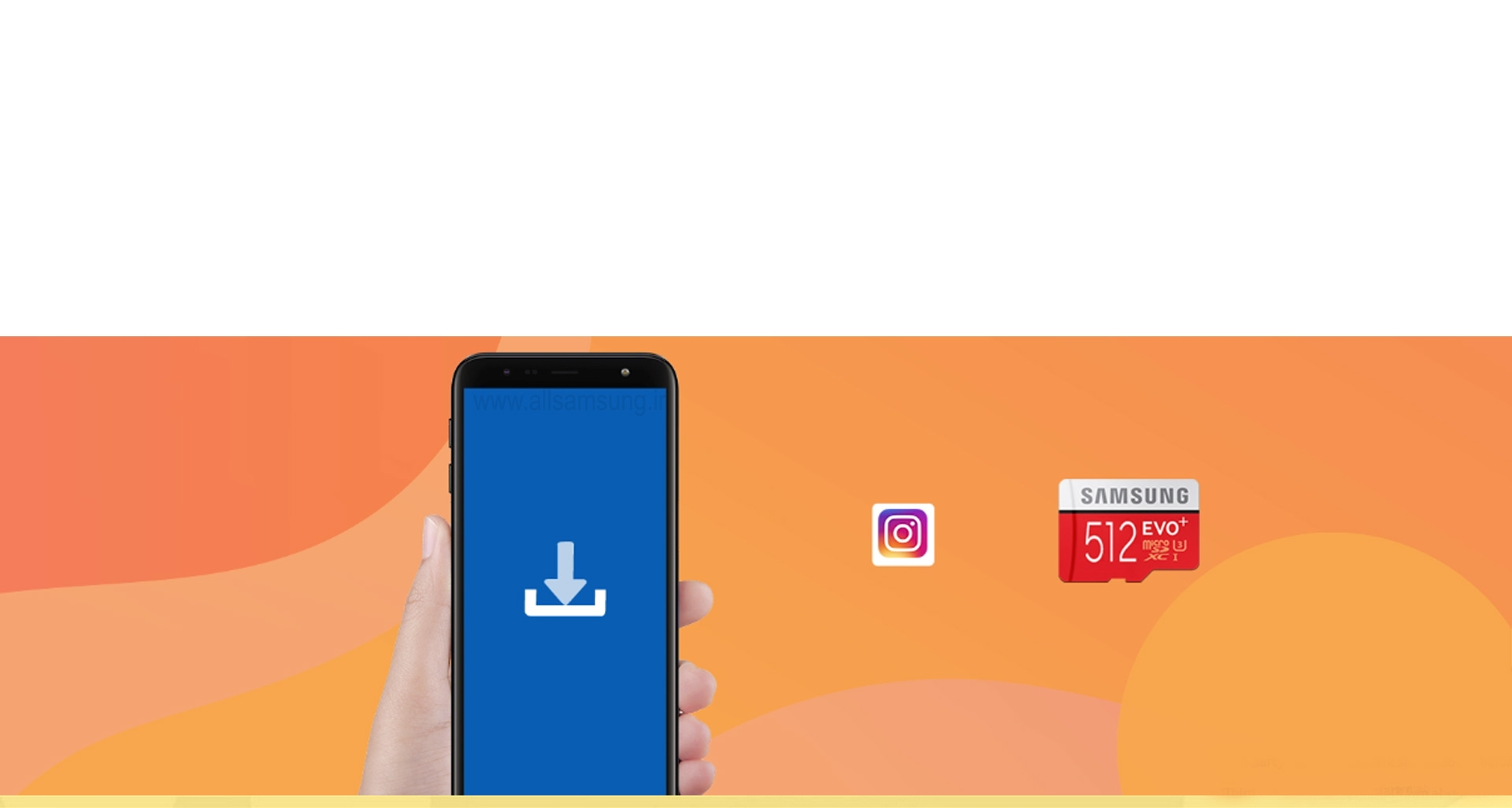 گلکسی جی 6 پلاس، یک گوشی هوشمند