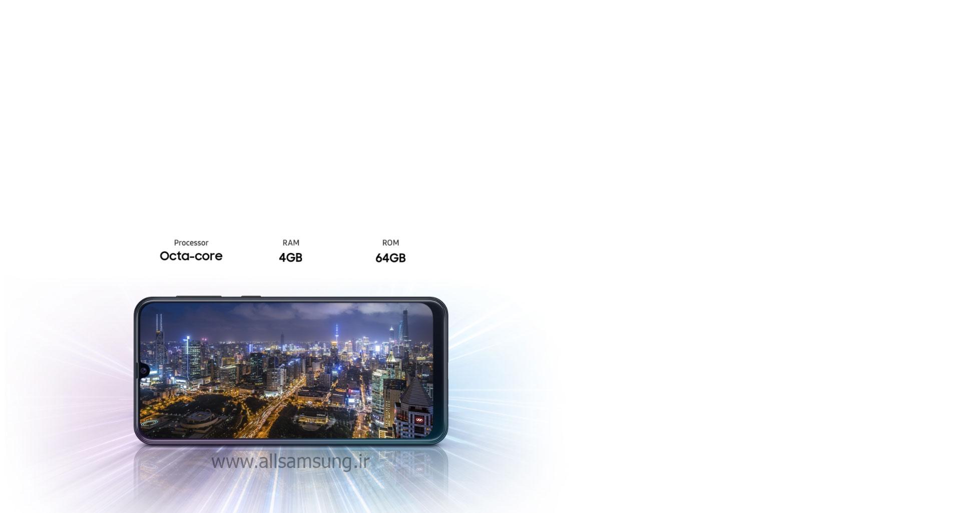 گوشی موبایل m21