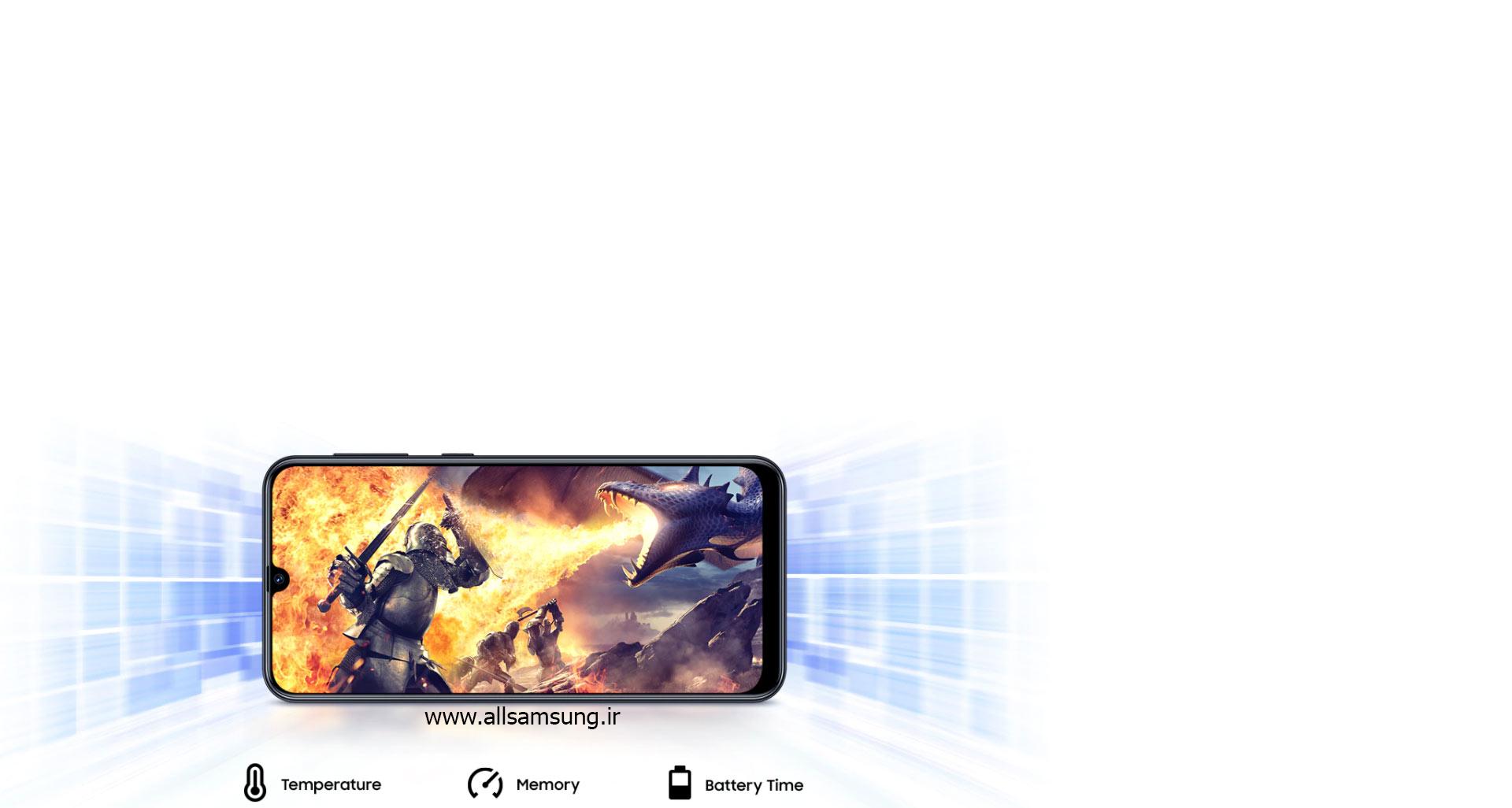 گوشی موبایل سامسونگ مدل گلکسی M31