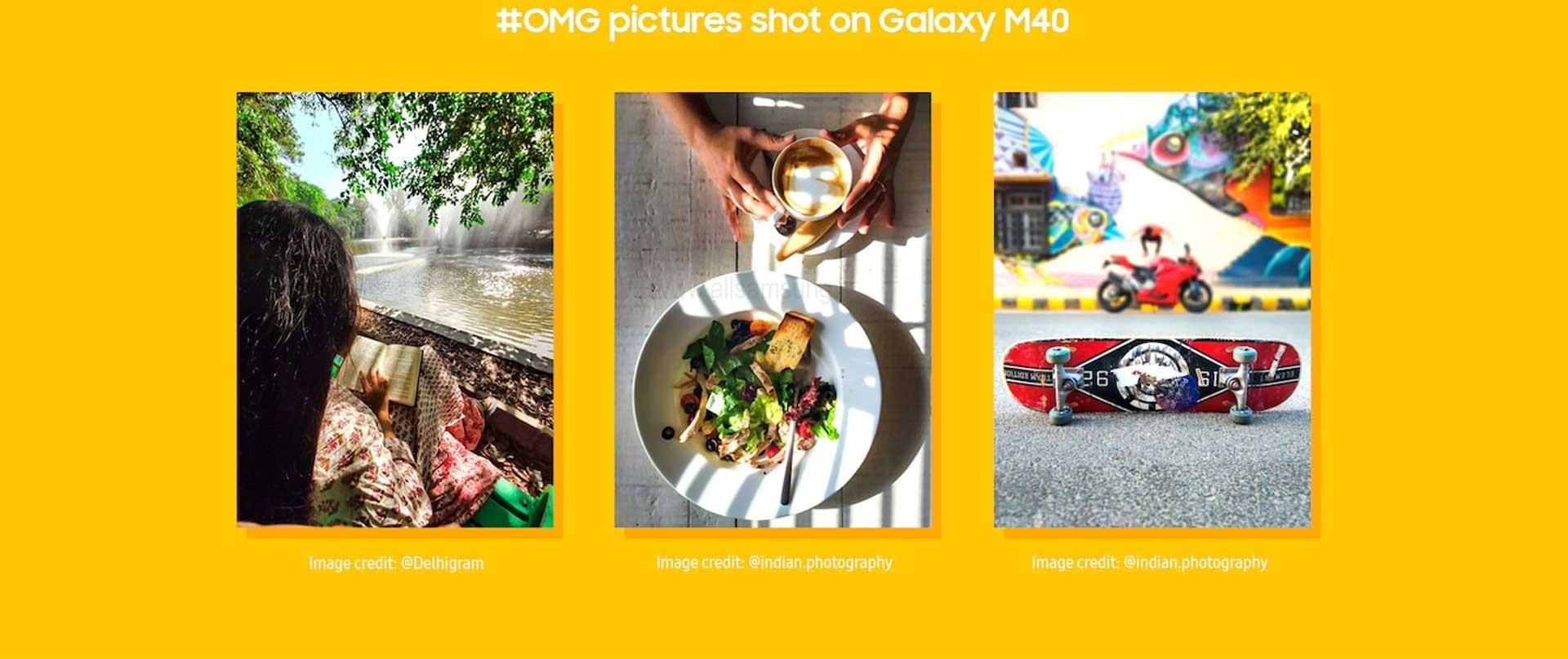 Samsung Galaxy M40 SM-M405FD