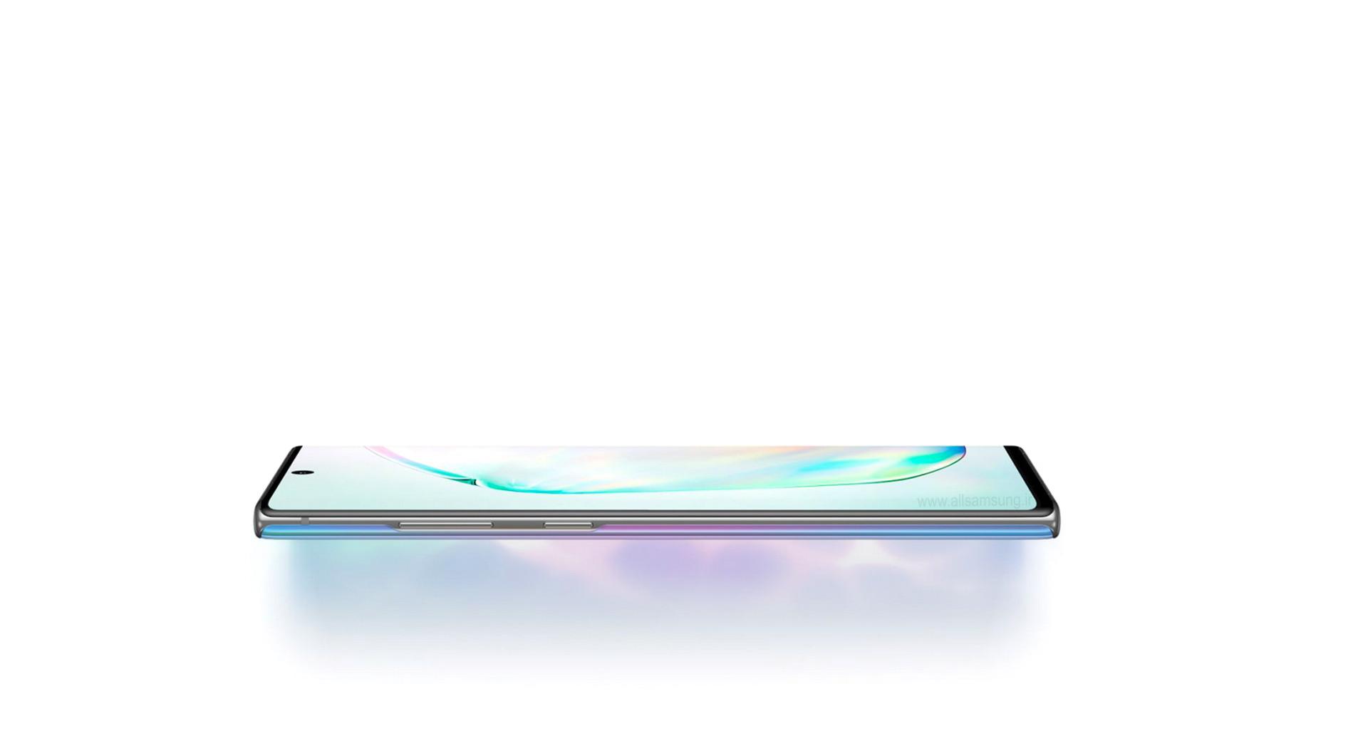 صفحه نمایش بزرگتر، سرعت بیشتر و وقفه کمتر با نوت +10 سامسونگ