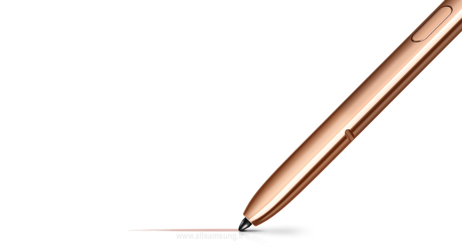 قدرت واقعی قلم ارتقا یافته S Pen سری نوت 20 سامسونگ