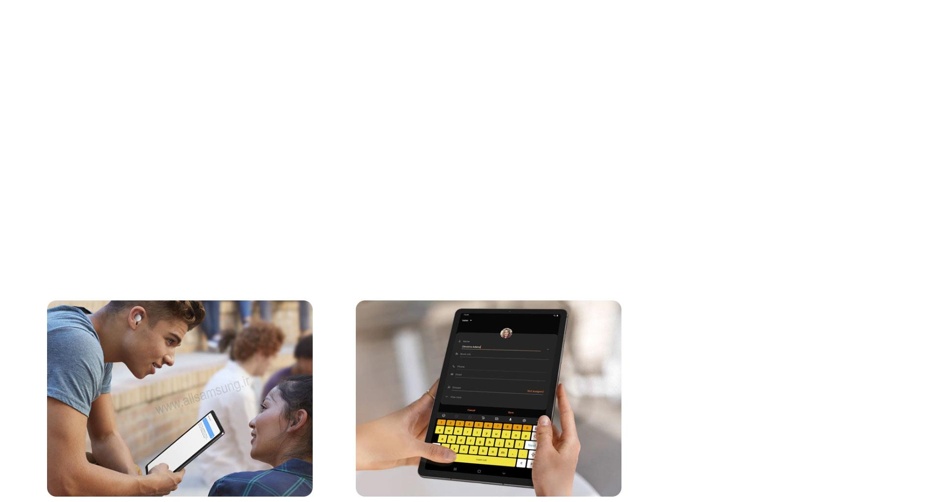 تبلت S6 Lite مناسب برای همه افراد